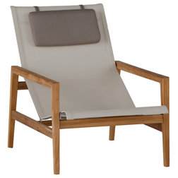 Midcentury Outdoor Lounge Chairs by Summer Classics