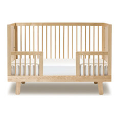 Oeuf - Sparrow Conversion Crib Kit, Birch - Cribs