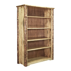 Glacier Country Collection Bookcase