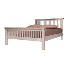 Sunhill Bed, Slatted, UK King