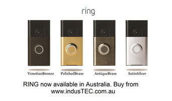 RING Wifi Video Doorbell
