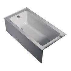 "Ucore 60"" Built-in LH Bathtub"