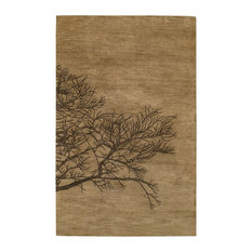 Superior Capel   Capel Desert Plateau Shadow Branch 1933 Tree Bark Area Rug   Area  Rugs