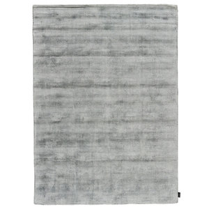 Erased Rug, Light Blue-Grey, 140x200 cm