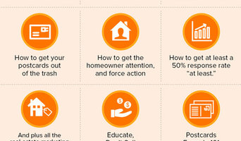 Real Estate Postcards? Complete Guide to Increase Your Response Rate by 50%