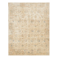 "Ellen DeGeneres Crafted by Loloi Sand/Multi Trousdale Rug 7'10""x10'6"""