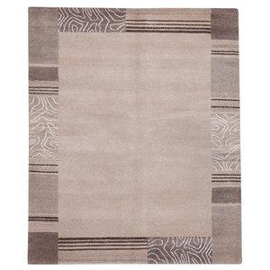 Impression 39517 Rug, Beige and Brown, 70x140 cm