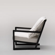- Simon Lounge Chair - Armchairs and Accent Chairs