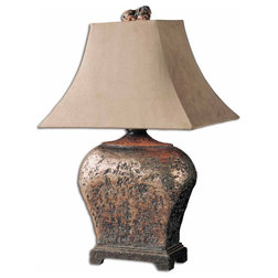 Traditional Table Lamps by Innovations Designer Home Decor & Accent Furniture