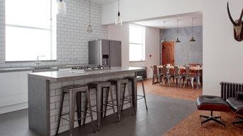 Concrete Worktops - Scene photography Studios