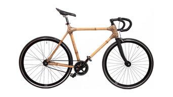 Bambooryist - Bici in bambù