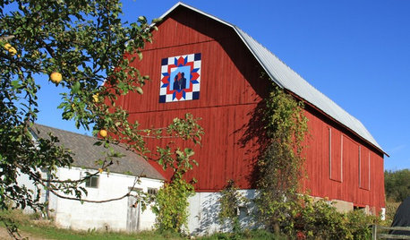 Barn Quilts Piece Together a Community
