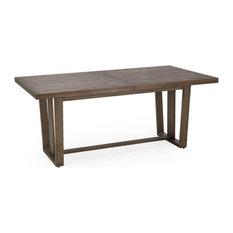 "Katsura 108"" Table, Finish: Dove"