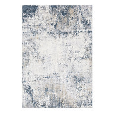 """Norland NLD-2312 Rug, Blue and Gray, 5'x7'3"""""""