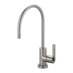 Gourmetier Continental Water Filtration Faucet, Satin Nickel