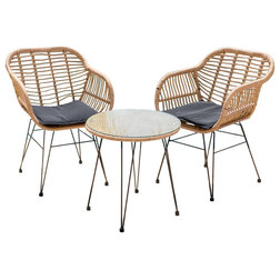 Tropical Outdoor Lounge Sets by OneBigOutlet