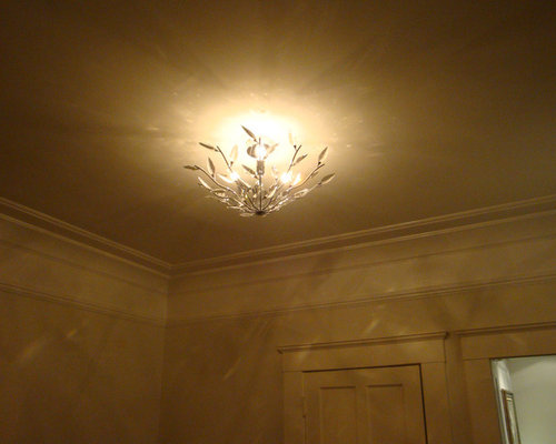 Residential Lighting - Flush-mount Ceiling Lighting