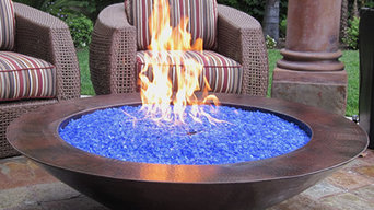 "48"" Tacora Manual Ignition Fire Pit"