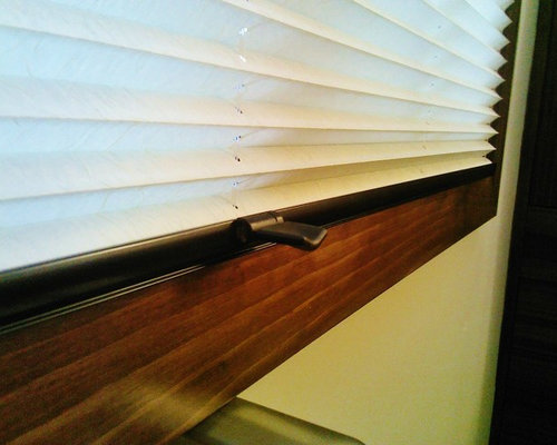 Pleated Blinds Made In Germany By Fenstermann Llc