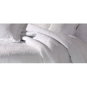 Sudbury Bedspread, White, Super King 270x270 cm