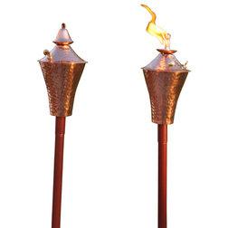 Transitional Outdoor Torches by Starlite Garden & Patio Torche