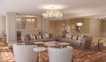 Proposta ristrutturazione casa MK | 180mq Proposta zona giorno
