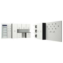 Contemporary Garage And Tool Storage by RST Outdoor