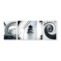- Phare & escaliers de phares - Photographie