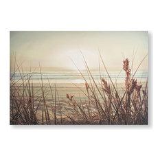 """Sunset Sands"" Printed Canvas"