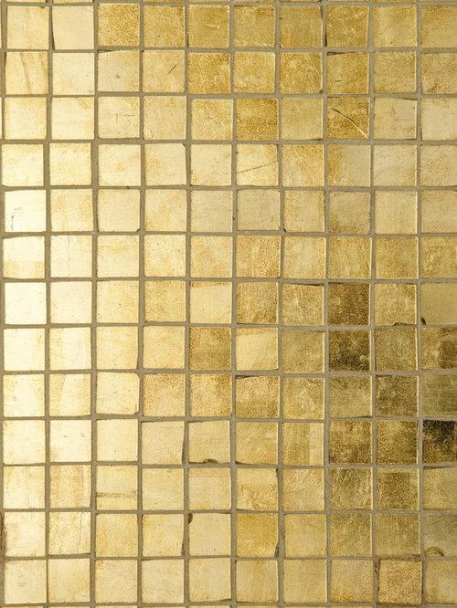 Gold Tile Houzz