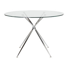 Atos 42 Inch Round Dining Table