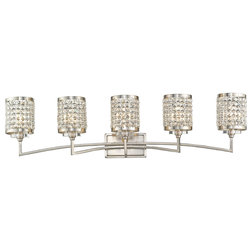 Traditional Bathroom Vanity Lighting by House Lighting Design