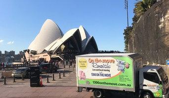 Moving Brosbane to Sydney