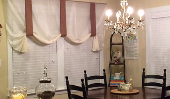 My custom window treatments