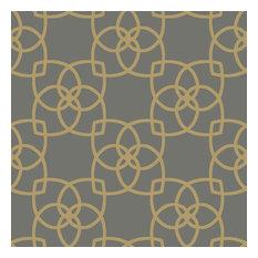 York Wallcoverings Y6200204 Dazzling Dimensions Serendipity Wallpaper Dark