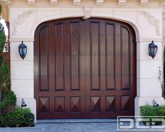 Dynamic Garage Door   California Dream 06 | A Hollywood Regency Garage Door  Design Crafted In