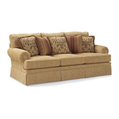 FAIRFIELD CHAIR CO   Loose Seat Sofa (Fabric: Amber)   Sofas