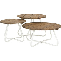 Contemporary Outdoor Coffee Tables by HedgeApple