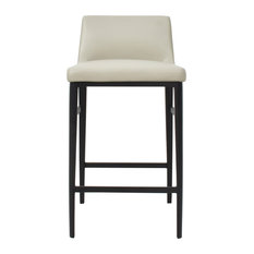 Moes Home Baron Counter Stool Beige