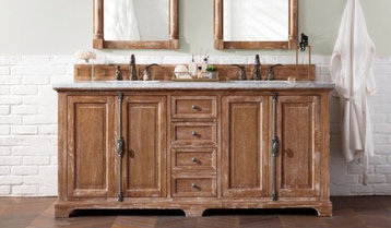 Double-Sink Vanities With Free Shipping
