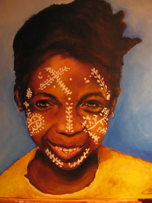 Malagasy portrait - Products