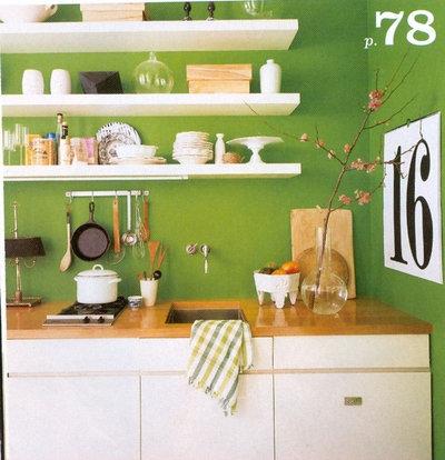 Eclectic Kitchen dominomag