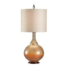 Bottle Lamp Table WILDWOOD LAMPS 1-Light Art