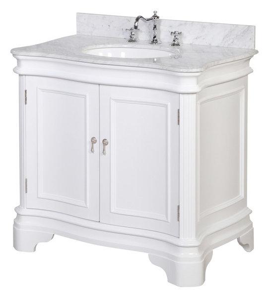 Katherine Bath Vanity - Traditional - Bathroom Vanities And Sink ...