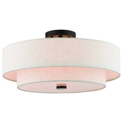 Transitional Flush-mount Ceiling Lighting by Benjamin Rugs and Furniture
