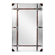 Premier Housewares - New Aviator Wall Mirror - Wall Mirrors