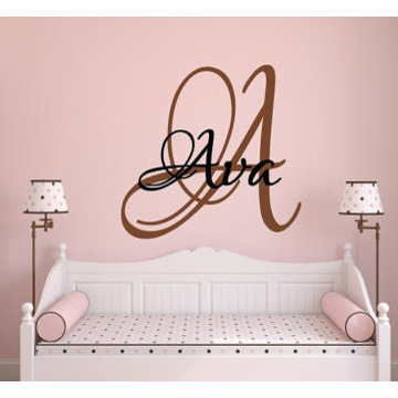 Home Decor-Personalized Wall Decals- Nursery