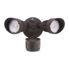 Outdoor Wall Lights With Motion Sensor Motion sensor outdoor wall lights houzz torchstar led motion sensor outdoor wall light bronze outdoor wall lights and sconces workwithnaturefo