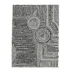 """Clustered Dots A Fine Art Giant Canvas Print 54""""X72"""""""