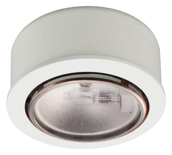 Xenon Low Voltage Button Puck Light - Contemporary - Undercabinet ...